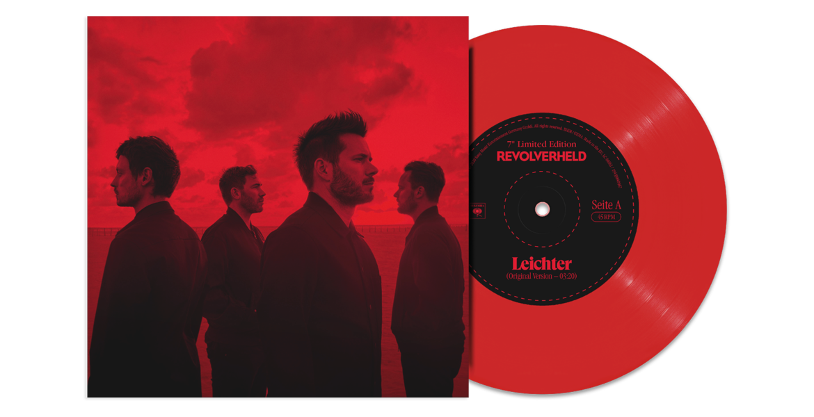 Leichter - 7'' Single, limitiert