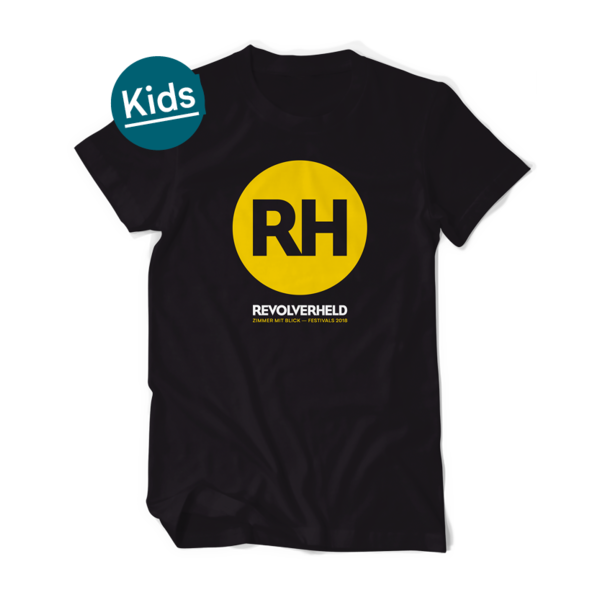 Soli Kids Shirt - Festivals 2018