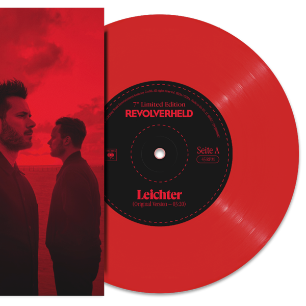 Leichter - 7'' Single