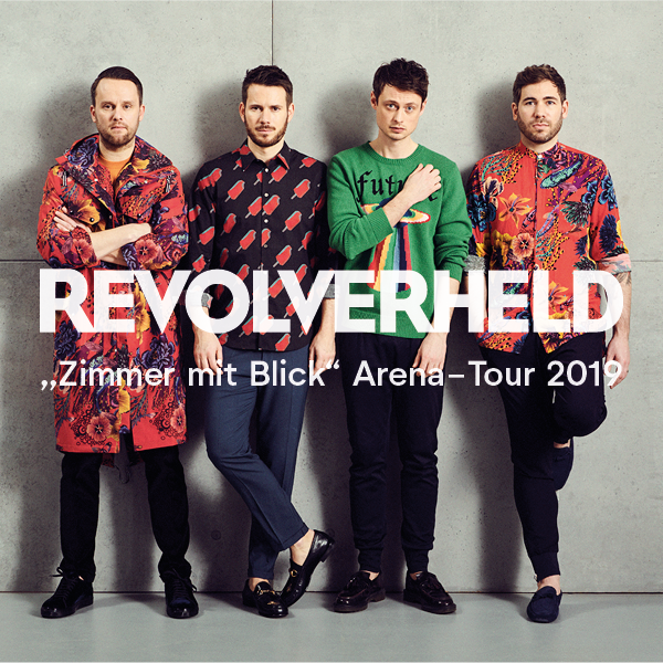 Tickets Für Revolverheld In Köln Am 27032019 Kaufen